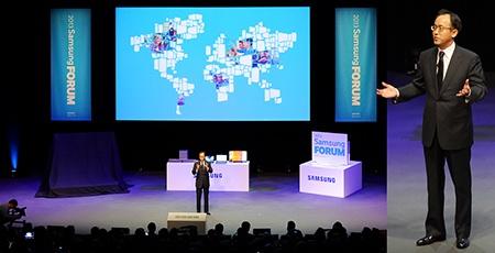 Seok-Pil Kim, president a CEO Samsung Electronics Europe