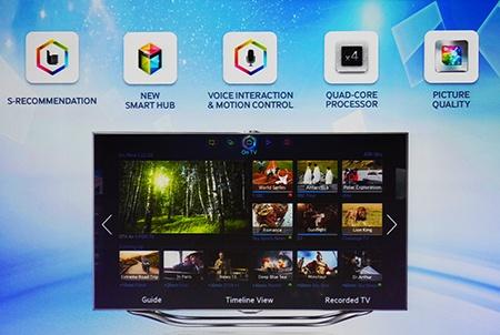 ještě širší možnosti nových Smart TV