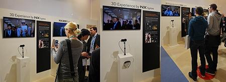 velkému zájmu se opět těšilo 3D zobrazování