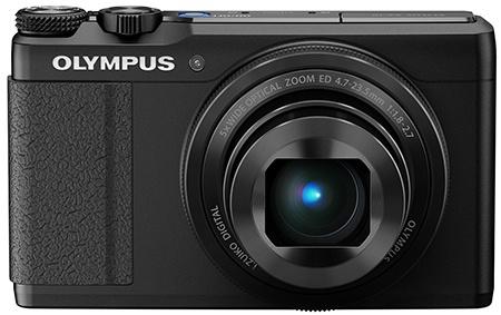 Olympus Stylus XZ-10 černý