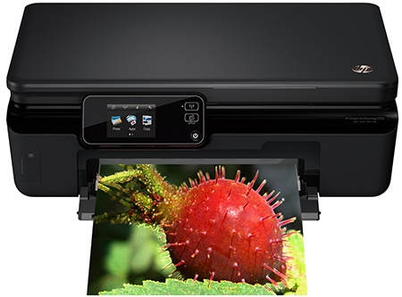 HP Deskjet Ink Advantage 5525 e-All-in-One zepředu