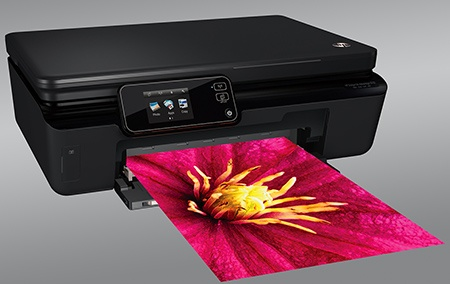 HP Deskjet Ink Advantage 5525 e-All-in-One