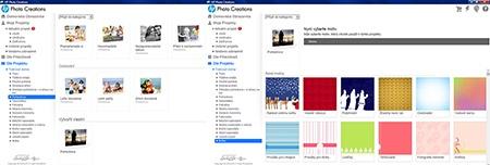 HP Photo Creations - pohlednice, přání, šablony i vlastní tvorba
