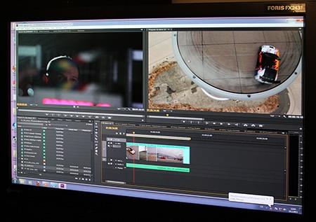 Adobe Premiere v akci