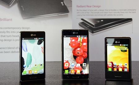 LG Optimus L Series II. generace