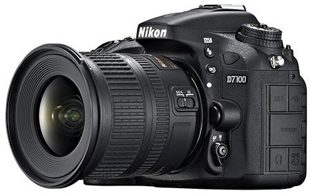 Nikon D7100 s objektivem 10-24 mm