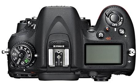 Nikon D7100 shora