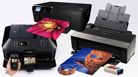 Anketa: Doma si tisknu fotografie - tiskárny a multifunkce Canon, Epson a HP