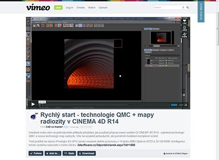 video na Vimeo.cz
