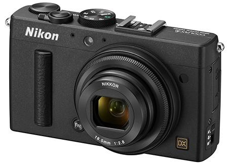 Nikon Coolpix A - 3D view