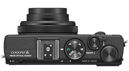 Nikon Coolpix A shora