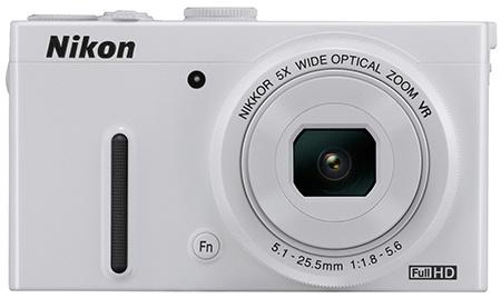 Nikon Coolpix P330 zepředu