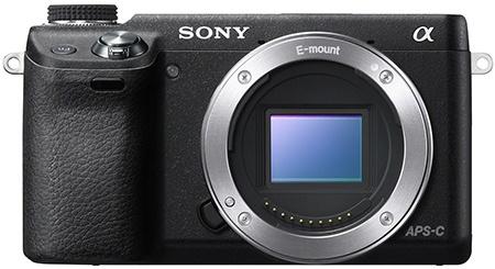 Sony Alfa NEX-6 - bajonet