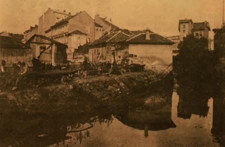 Neznámá historie Vyšehradského mlýna