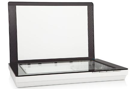 HP Scanjet 300 Photo Scanner - otevřený