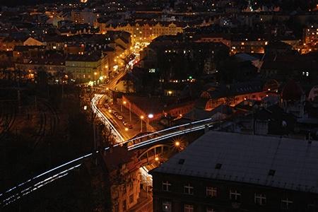 městská krajina VIII