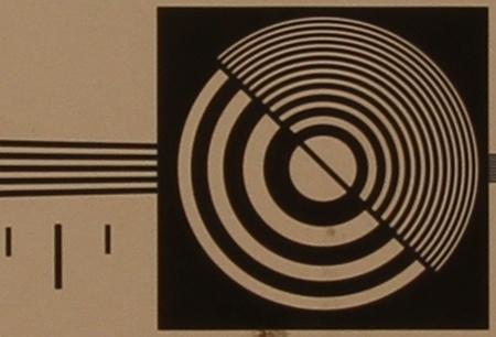 zkušební tabulka: 17 mm - clona 11