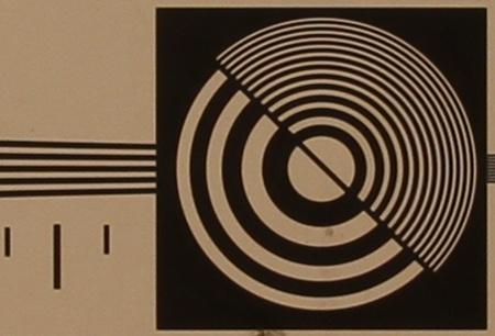 zkušební tabulka: 17 mm - clona 8