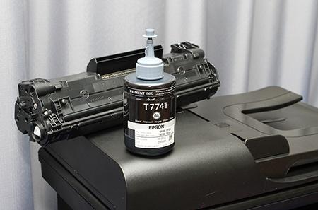 Epson: pigment vs. laser