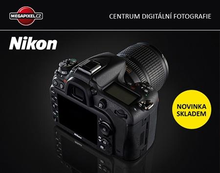 Nová zrcadlovka Nikon D7100 skladem v Megapixelu