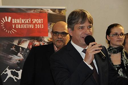 Brněnský sport v objektivu