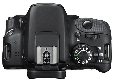 Canon EOS 100D - shora
