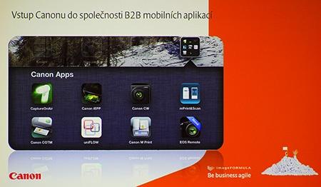 Canon PowerShot SX280 HS - mobilní aplikace