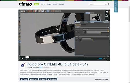 video na Vimeo.com - 01