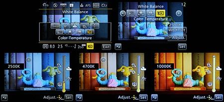 LCD - WB