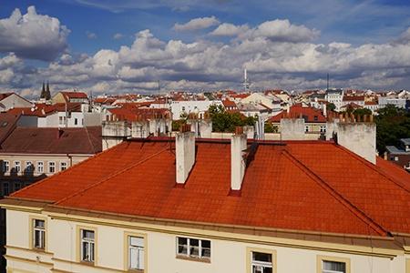 střecha I