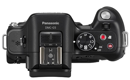 Panasonic Lumix DMC-G5 shora