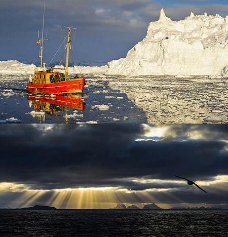 Jan Hocek – Antarktida a Grónsko