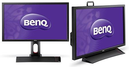 BenQ XL2720T – nový herní monitor