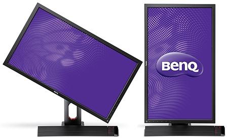 BenQ XL2720T – na výšku
