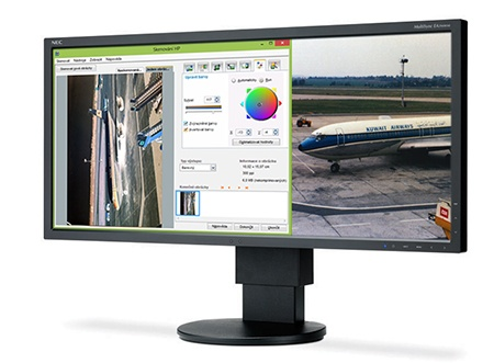 NEC MultiSync EA294WMi - praktické využití