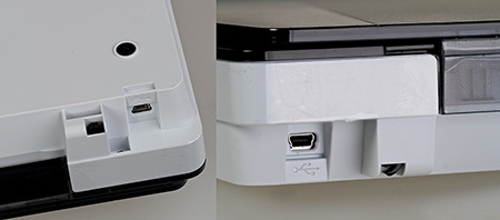 miniUSB konektor
