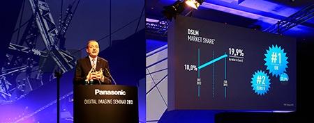 Panasonic: European DSLM Market