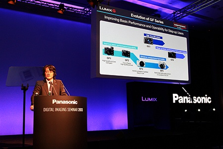 Evolution of the Lumix GF-Series by Ichiro Kitao