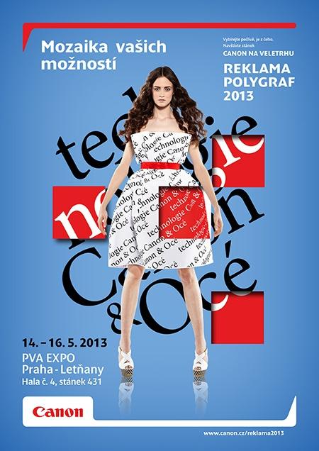 Canon a Reklama-Polygraf 2013