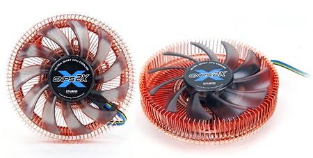 Zalman CNPS2X pro mini-ITX