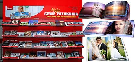 CeWe fotoknihy - mezinárodní soutěž + novinky