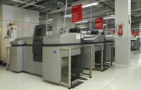 nové stroje Imaging Solution