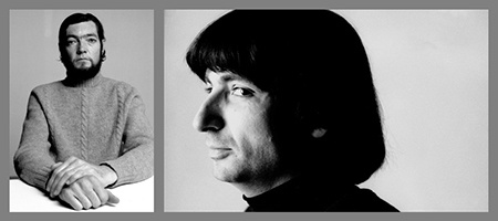 Leopoldo Pomés/Carlos Saura: Portréty