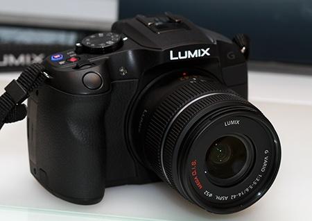 "Panasonic Lumix DMC-G6 ""poprvé v ruce"""