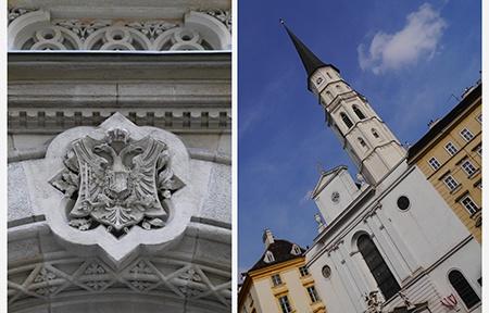 erb a kostel