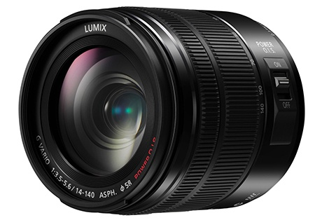 Panasonic Lumix G Vario HD 14–140 mm 1:3,5–5,6 Aspherical/Power O.I.S.