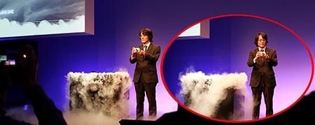 Panasonic Lumix LF1 představen: Ichiro Kitao na prezentaci ve Vídni