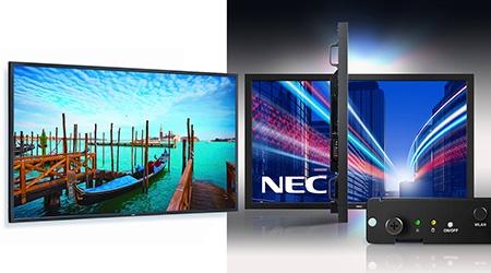 NEC MultiSync V552 a V652
