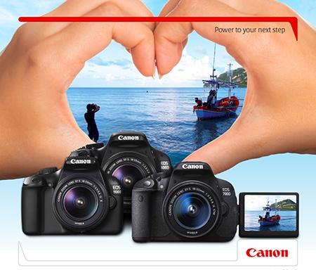 Letní akce Canon CZ