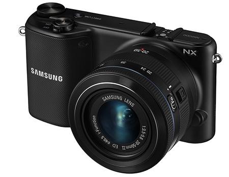 Samsung NX2000 black
